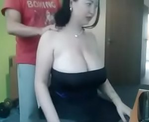 Brother massage her sisters hot chikni body