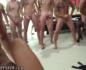 RoccoSiffredi Euro Sex Party With DP Assfuck Girl On Girl & MORE