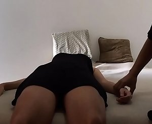 I drugged and fucked my sexy step sister