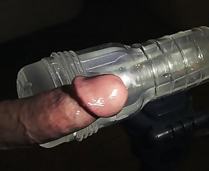 Fleshlight Hard Veiny dick Milking