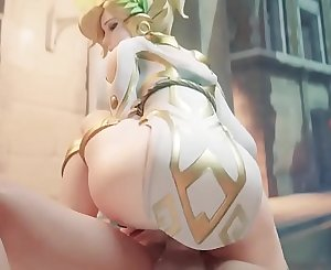 Overwatch Greatest 3D Hentai