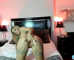 CamSoda - Kali Roses First Time on Web cam Masturbation Anal Play