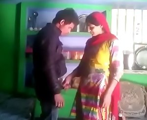 Indian Teen fucked by her neighbour
