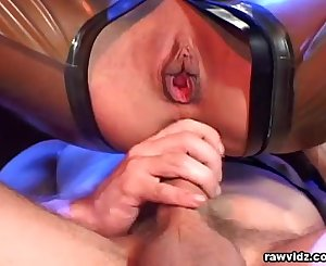 Tied And Gagged